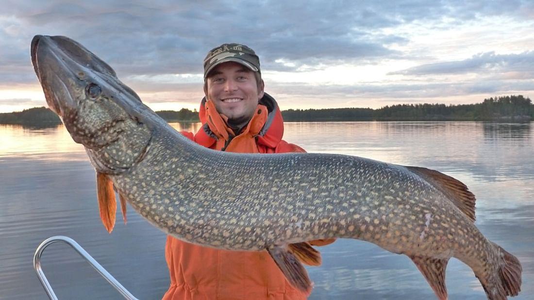 Рыбалка в Савонлинна
